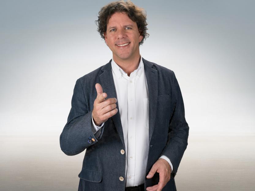 Moderator für Online-Events Steffen Grützki